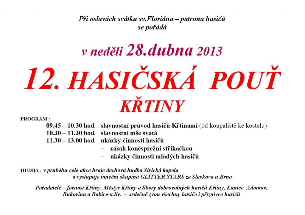 HASIČSKÁ  POUŤ-2013-plakát-1